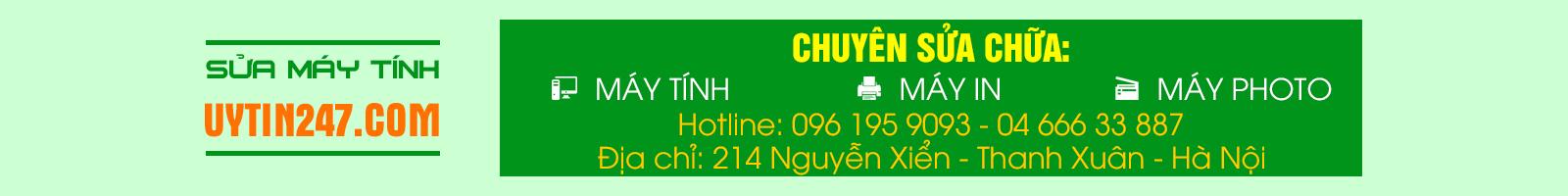 Dịch vụ sửa chữa máy tính An Khang tại Hà Nội - 0961959093