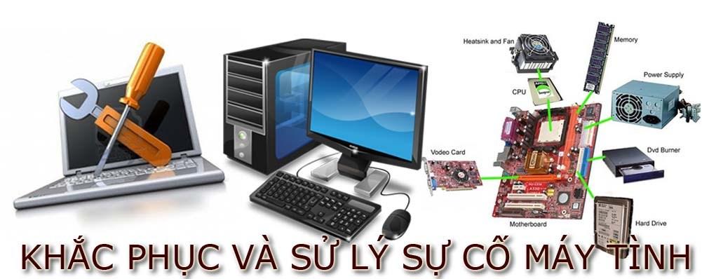 Sửa máy tính tại nhà quận tây hồ