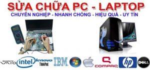 Sửa máy tính tại nhà đường Lê Trọng Tấn, Hà Đông