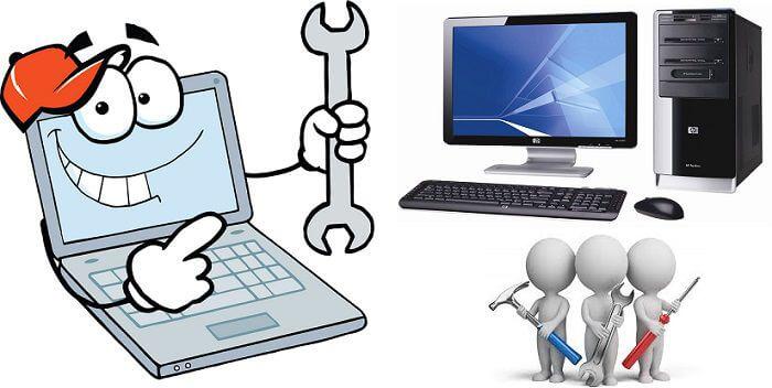 Sửa máy tính an khang